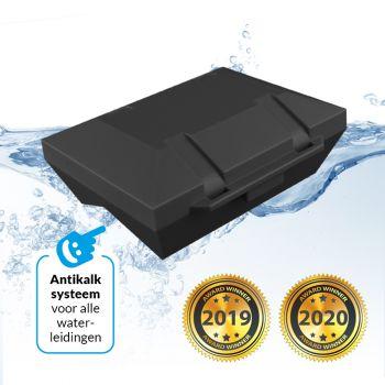 AlpinPro® Antikalksysteem Black Edition Uni-Pro – Voorkomt kalkaanslag