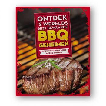 BBQ Receptenboek - Tips en recepten voor de barbecue
