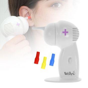 Ear Vac Oorreiniger - Elektrisch en draadloos