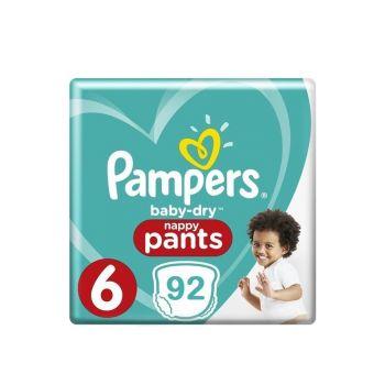 Pampers Baby Dry Pants - Maat 6 - 15+ kg (92 stuks)