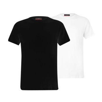 Voordeelset Pierre Cardin t-shirts ronde hals ( 2 stuks)