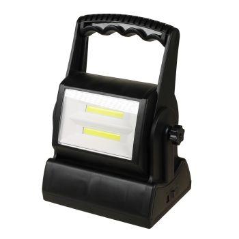 Draagbare LED-gel lamp