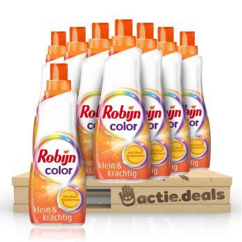 Robijn Wasmiddel - Color 8x 735 ml (168 wasbeurten)