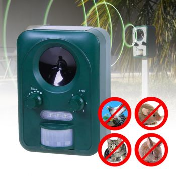 Solar Tuinwachter - Dier- en milieuvriendelijke dierenverjager