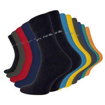 Voordeelset Pierre Cardin sokken (12 paar)