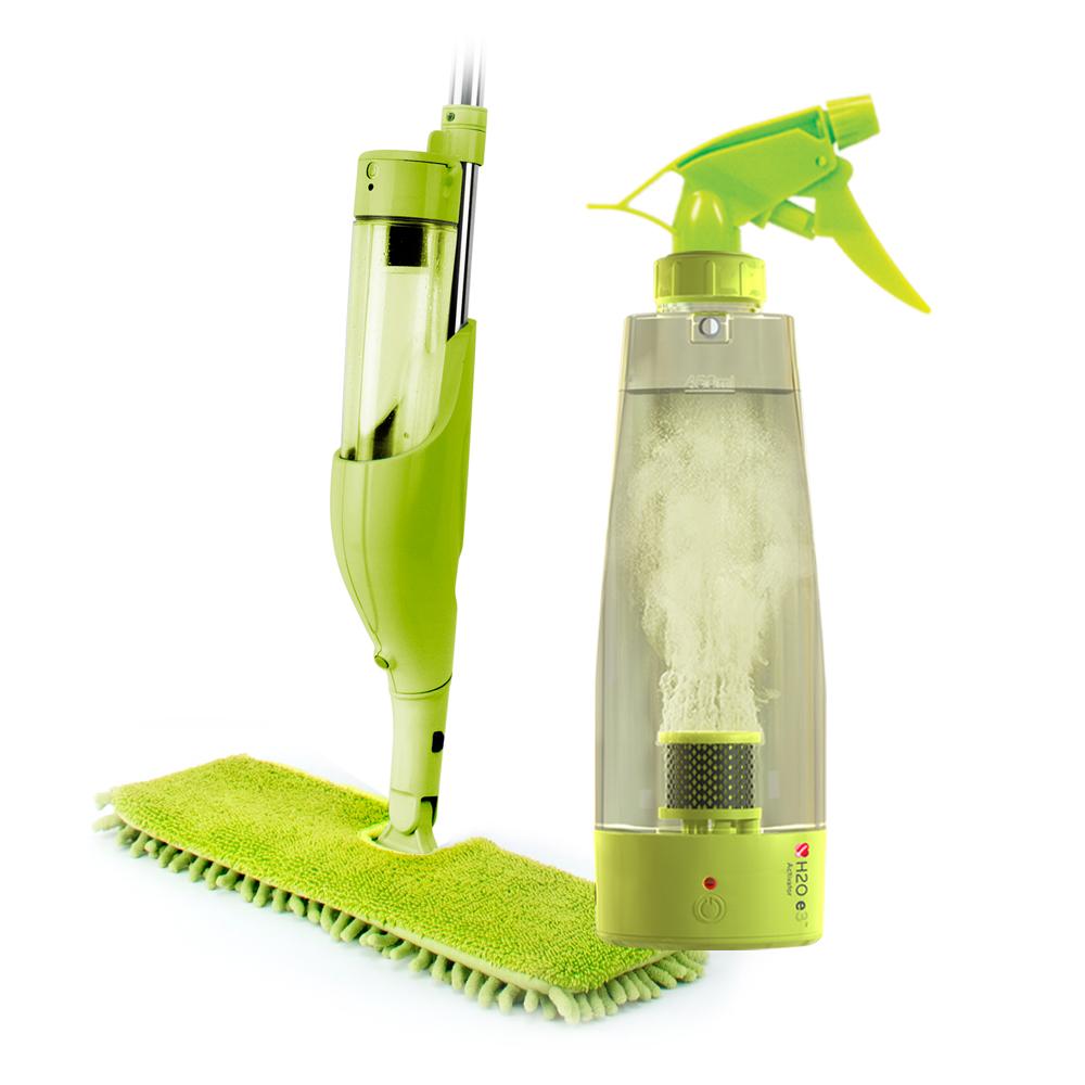 Dagaanbieding - H2O e3 Schoonmaaksysteem - zonder chemicaliën dagelijkse koopjes