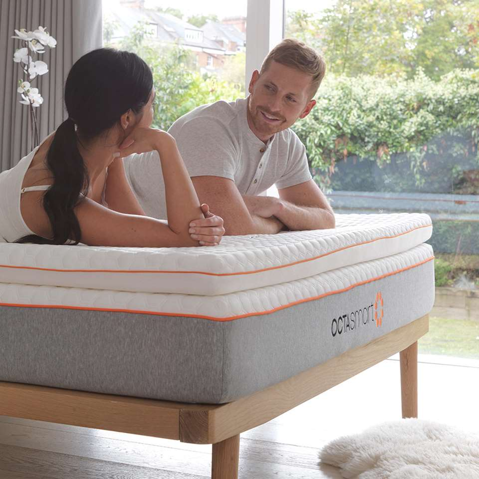 OCTAsmart Matras Topper Comfort